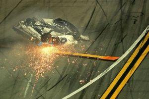 Video: El terrible choque en Daytona que tiene hospitalizado al piloto