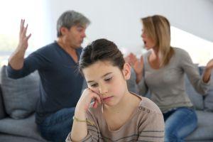 La idea de este padre para explicarle a su hija el divorcio de su madre te tocará el corazón