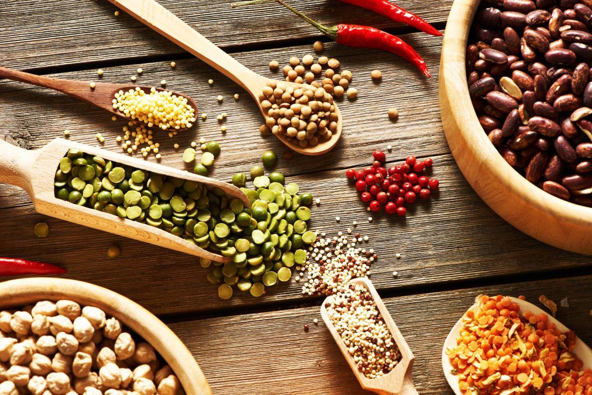 Integrar en la dieta diaria el consumo de legumbres es sinónimo de salud.