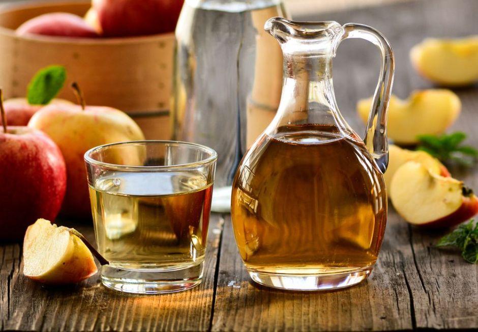 ¿Cómo perder peso utilizando vinagre de manzana?