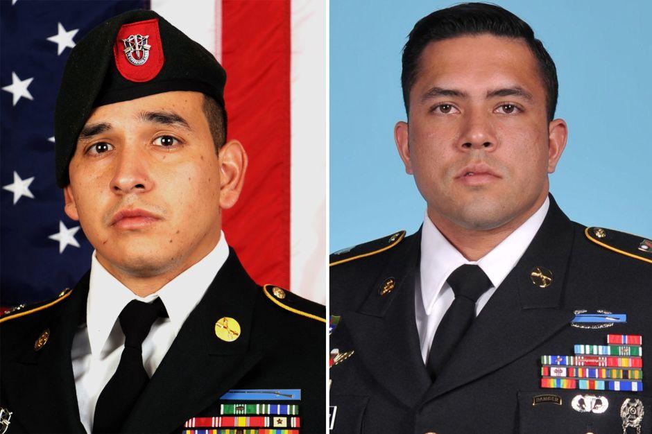 Soldados de Estados Unidos que murieron en ataque en Afganistán eran hispanos