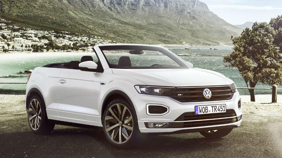 Este es el precio del primer SUV descapotable de Volkswagen