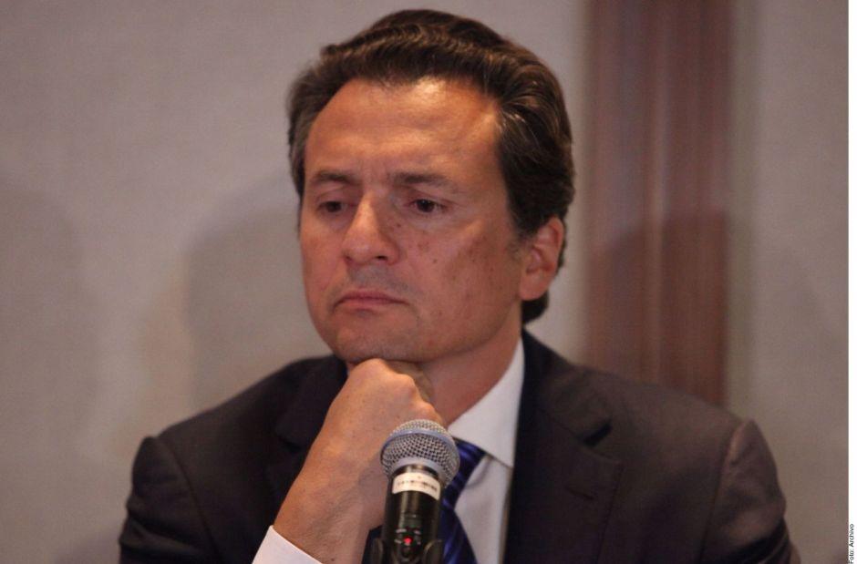 Emilio Lozoya fue ubicado por la policía española a principios de año