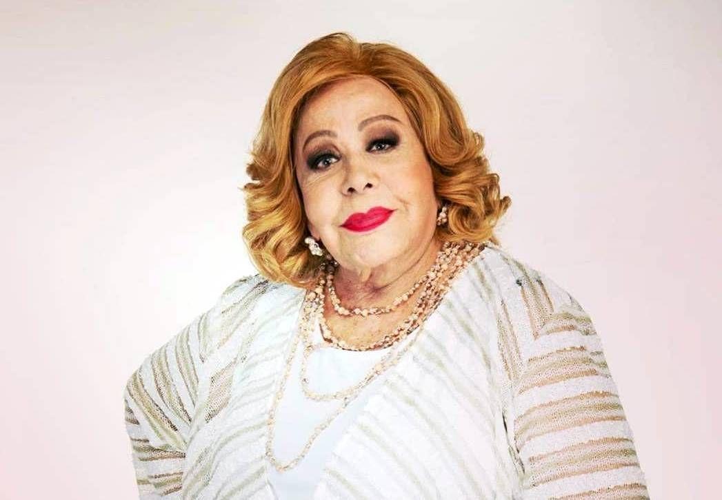 Silvia Pinal está recuperada: alivio en el medio del espectáculo