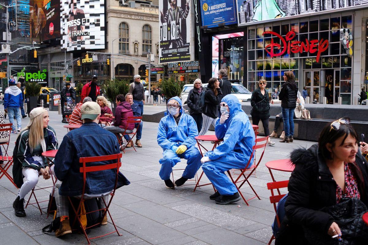 Ciudad de Nueva York declara estado de emergencia por coronavirus; 95 casos confirmados, pero no cierra escuelas