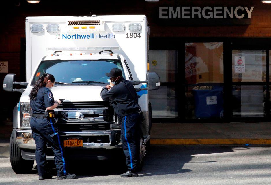 Estados Unidos, primer país en superar los 100 mil casos de coronavirus en el mundo