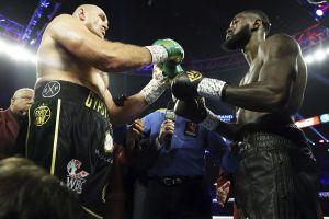 VIDEO: Tyson Fury manda tenebroso y amenazante mensaje a Deontay Wilder