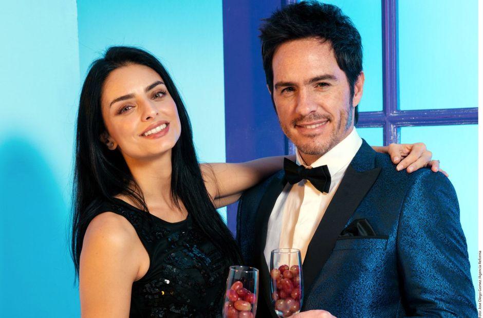 Aislinn Derbez y Mauricio Ochmann reaparecen juntos tras anuncio de separación