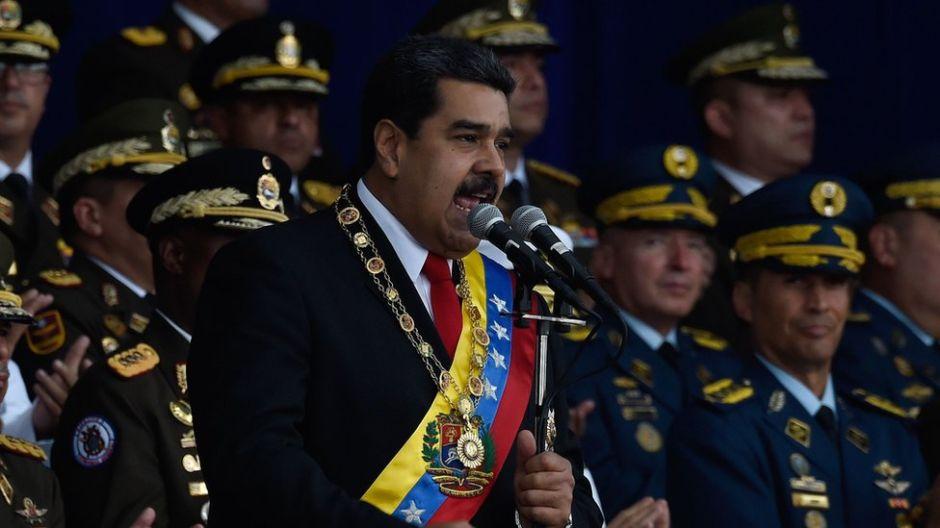 """Recompensa por Maduro: """"La acusación de EE.UU. puede cohesionar a las fuerzas armadas alrededor del presidente y hacer más difícil una negociación"""""""