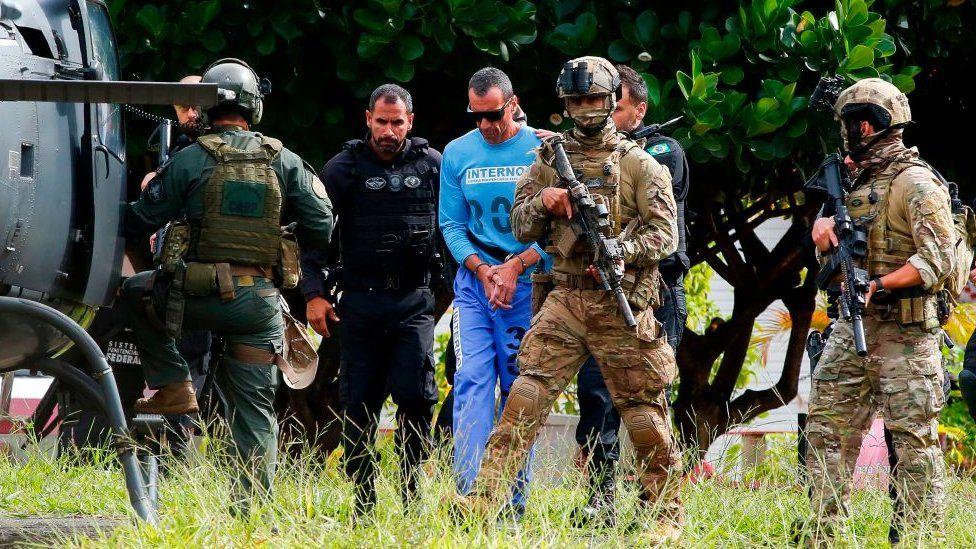 Cómo el crimen organizado de Brasil se apoderó de las rutas más importantes del narcotráfico en Sudamérica