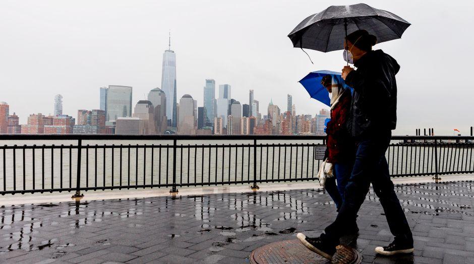 Nueva Jersey tuvo su día más mortal y sigue siendo el 2do estado con más contagios de COVID-19