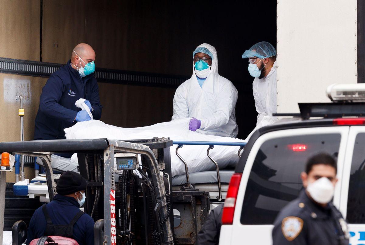 Miles de muertes por COVID en asilos de ancianos de Nueva York no se contaron
