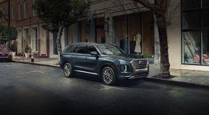 El nuevo Palisade de Hyundai fue presentado de manera virtual