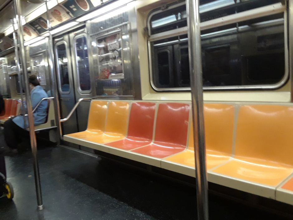 87% cae tráfico en Metro de Nueva York: $125 millones en pérdidas semanales por coronavirus