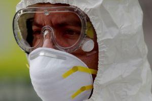 Las desgarradoras imágenes transmitidas por la televisión italiana al interior de un hospital con decenas de pacientes con coronavirus
