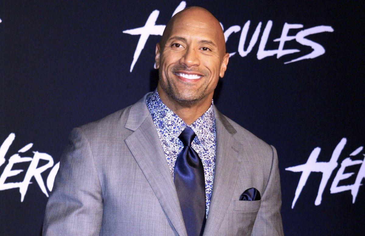 """Dwayne Johnson """"La Roca"""" quiere rescatar una película que hizo y a la que debe su carrera profesional"""