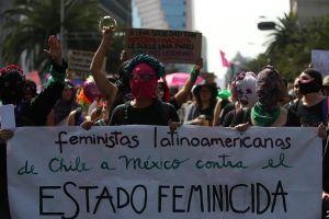 Mexicanas exigen justicia por desaparecidas