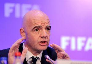 Escándalo: Abren proceso penal contra el presidente de la FIFA, Gianni Infantino