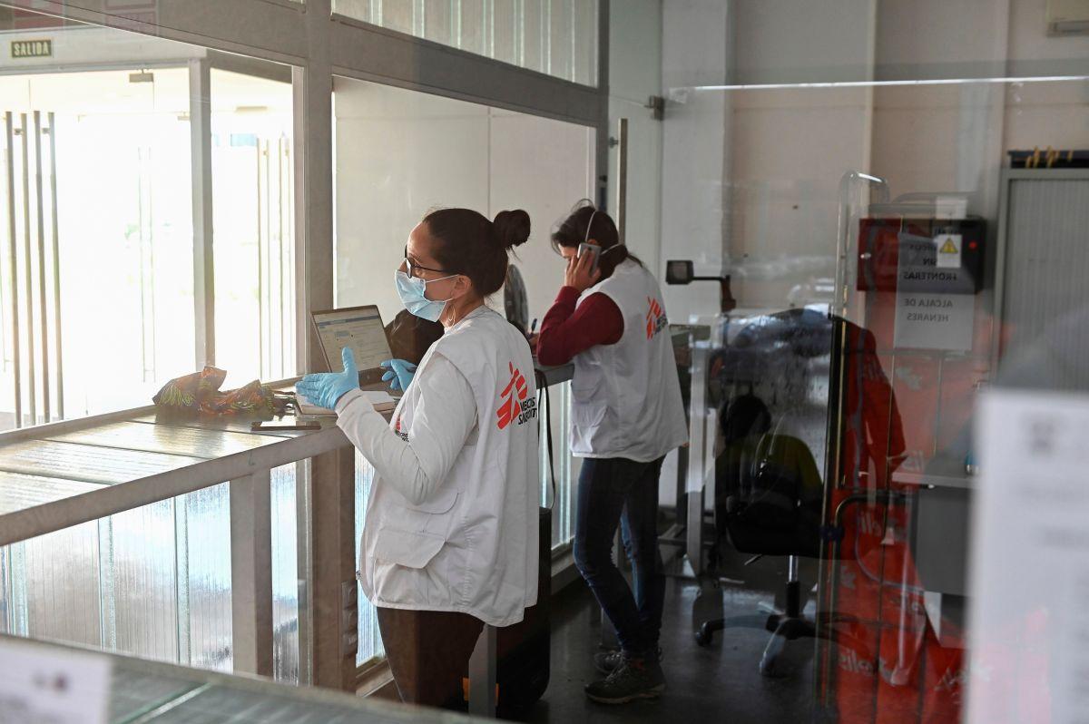 Coronavirus: España supera 500 muertos en un día; video muestra colapso en hospital