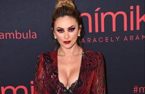 """Aracely Arámbula y su compilado de bailes sexys al ritmo de """"Tusa"""" encendieron el Instagram"""