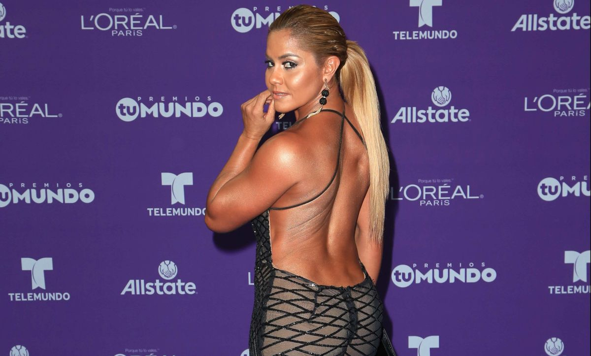 Maripily Rivera se lo quitó ¡todo! para disfrutar de un día de spa