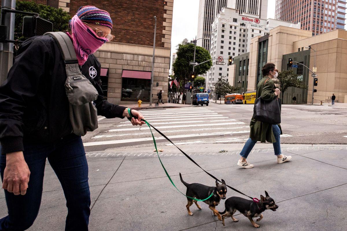 Coronavirus: 2 muertes más y 59 nuevos casos reportados el sábado en el condado de Los Ángeles