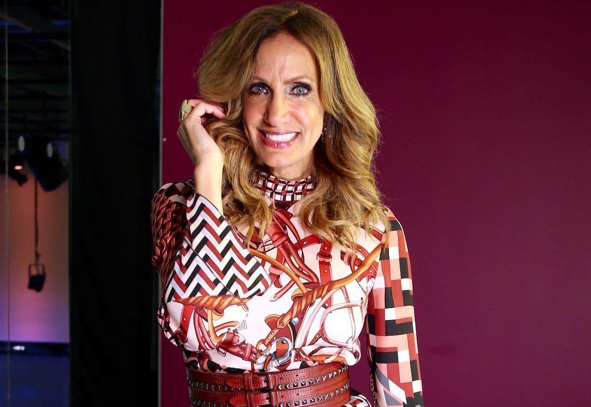 Lili Estefan festejó su cumpleaños en cuarentena hasta con Mariachis