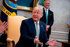 Informe indica que Trump sabía de las posibles consecuencias del coronavirus desde enero