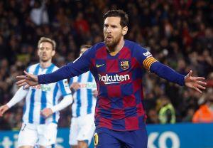 Messi anuncia que los jugadores del Barcelona reducirán su salario en un 70%