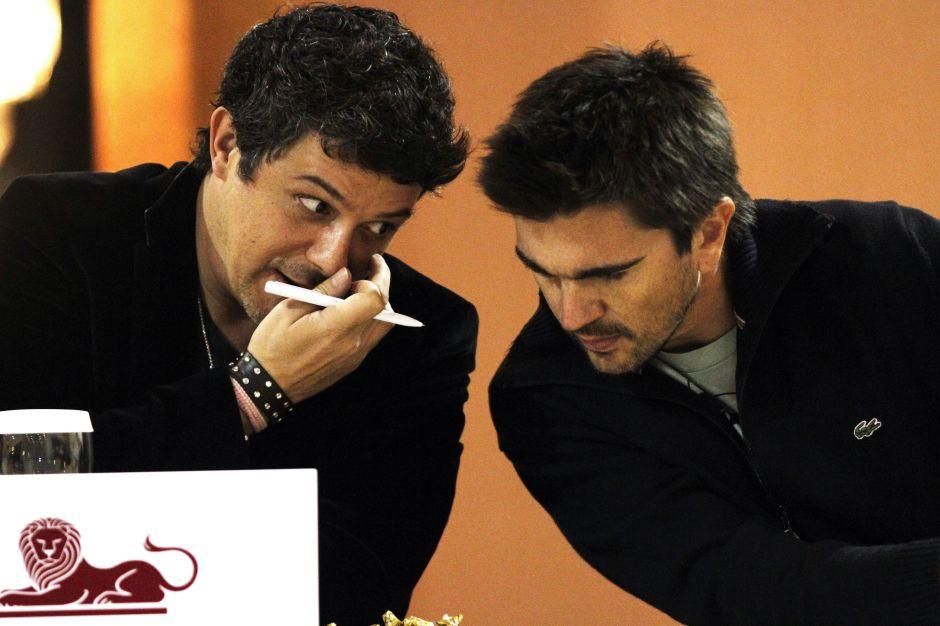 Alejandro Sanz y Juanes ofrecieron concierto online en tiempos de Coronavirus