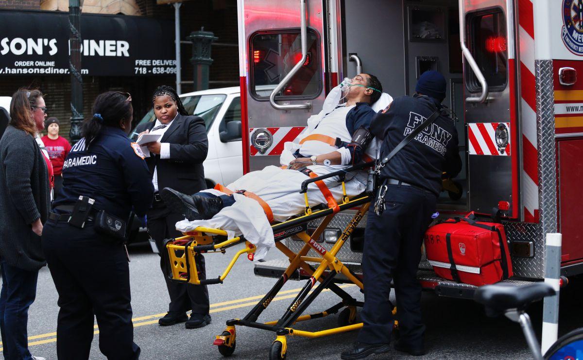 FEMA enviará 250 ambulancias y 500 paramédicos a NYC para combatir el coronavirus