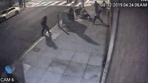 En video: El cobarde ataque de pandilleros de la MS-13 a empleados de restaurante