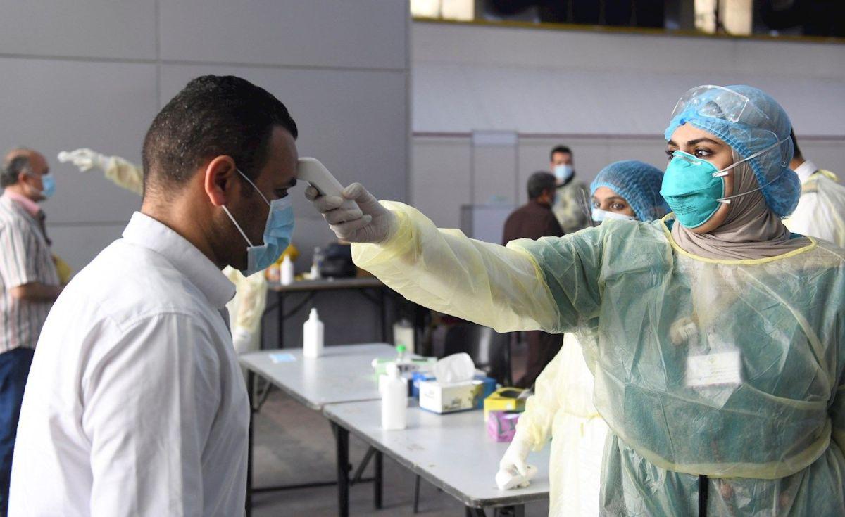 Los enfermos de coronavirus son más contagiosos antes de tener síntomas