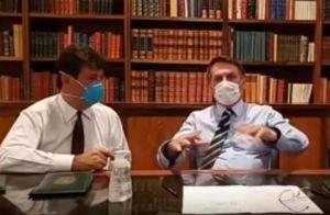Presidente de Brasil Bolsonaro que cenó con Trump el sábado dio positivo por coronavirus