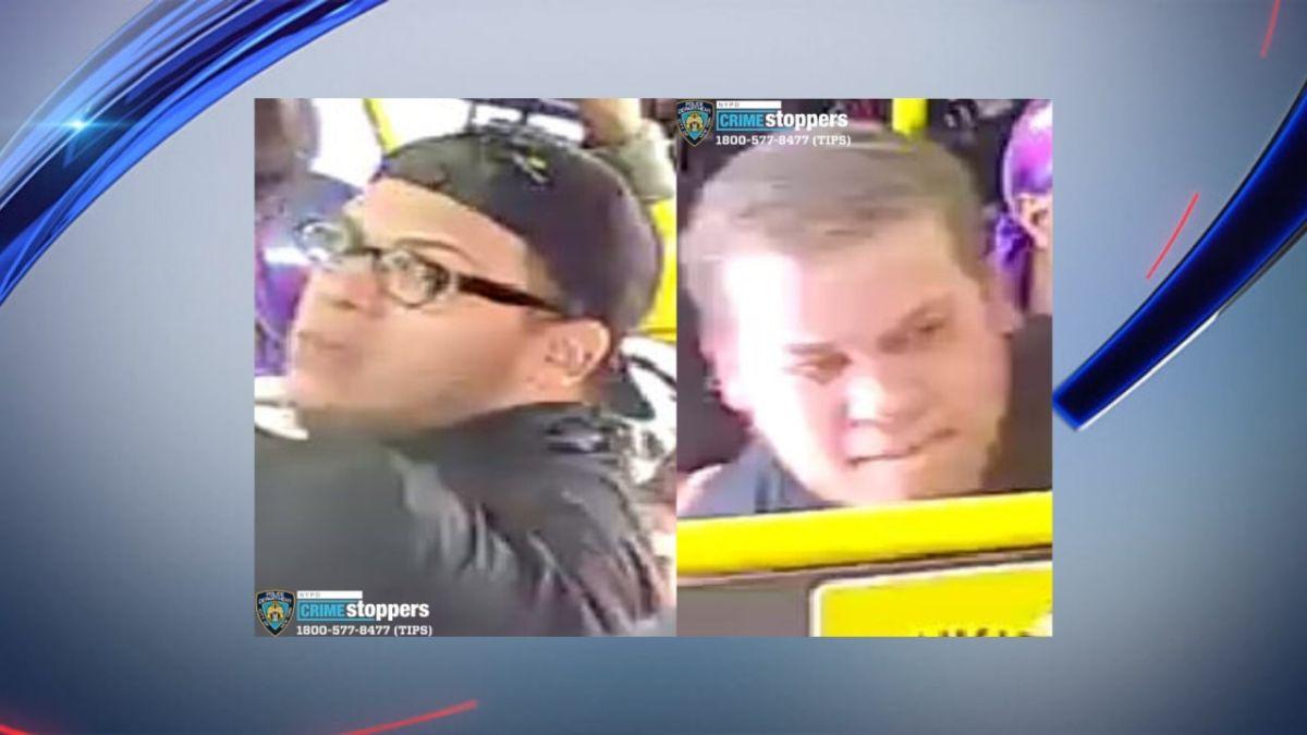 Golpearon salvajemente a un anciano dentro de bus MTA en El Bronx
