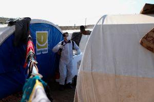 Siria: ¿Cómo se lucha contra el coronavirus en medio de una guerra civil?