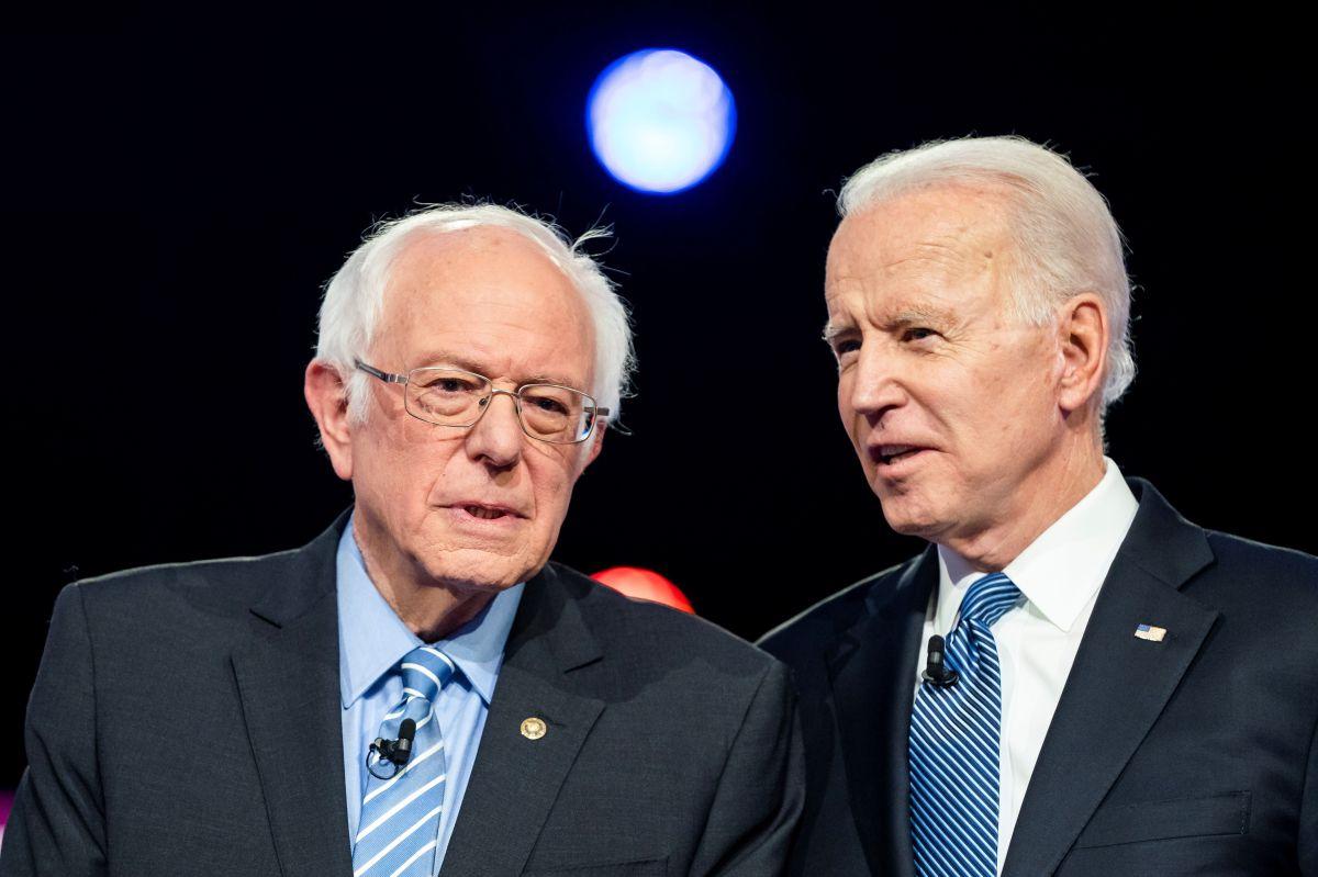 Bernie Sanders says $ 600 stimulus check in new package is