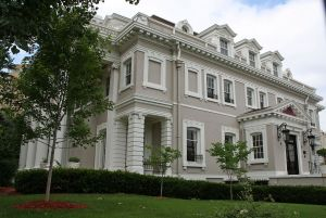 El espectacular traslado de una mansión en Florida de 450 toneladas de peso