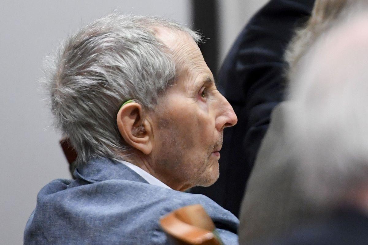 Robert Durst es acusado del asesinato estilo ejecución de su amiga Susan Berman.