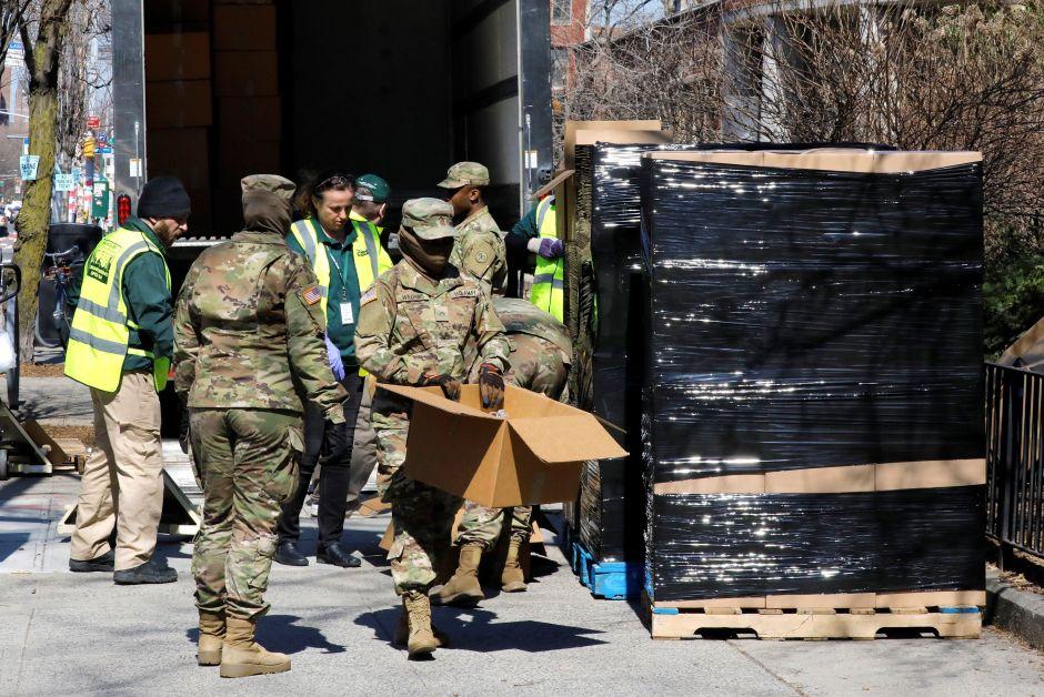 Repartirán comidas 'caseras' a trabajadores que combaten el coronavirus en Queens