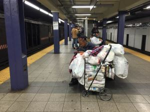 """""""Desamparados de NYC están en alto riesgo por el coronavirus"""""""
