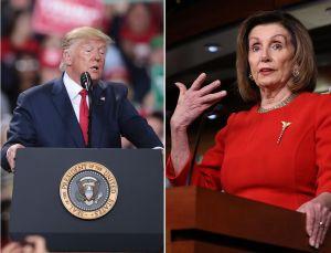 La Cámara aprueba proyecto de ley de alivio contra coronavirus después de que Trump anuncia su apoyo