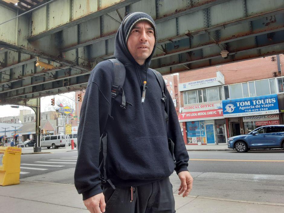 Jornaleros de Nueva York no le temen tanto al contagio por coronavirus sino sus efectos devastadores en la economía