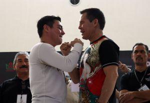 """¡Ardiente duelo de leyendas! JC Chávez y Jorge """"Travieso"""" Arce a saldar cuentas pendientes en su revancha"""