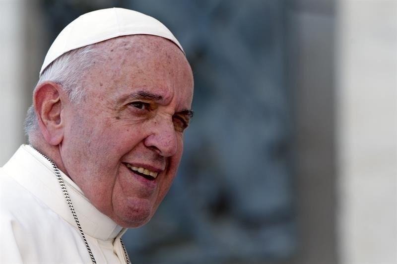 Papa Francisco  El papa Francisco.
