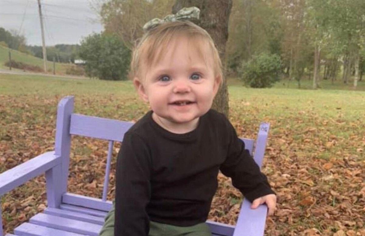 El detalle en el cuerpo de niña de 15 meses hallada muerta en Tennessee