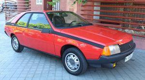 Renault Fuego, el auto de 1980 ha sido modernizado y así es como luce