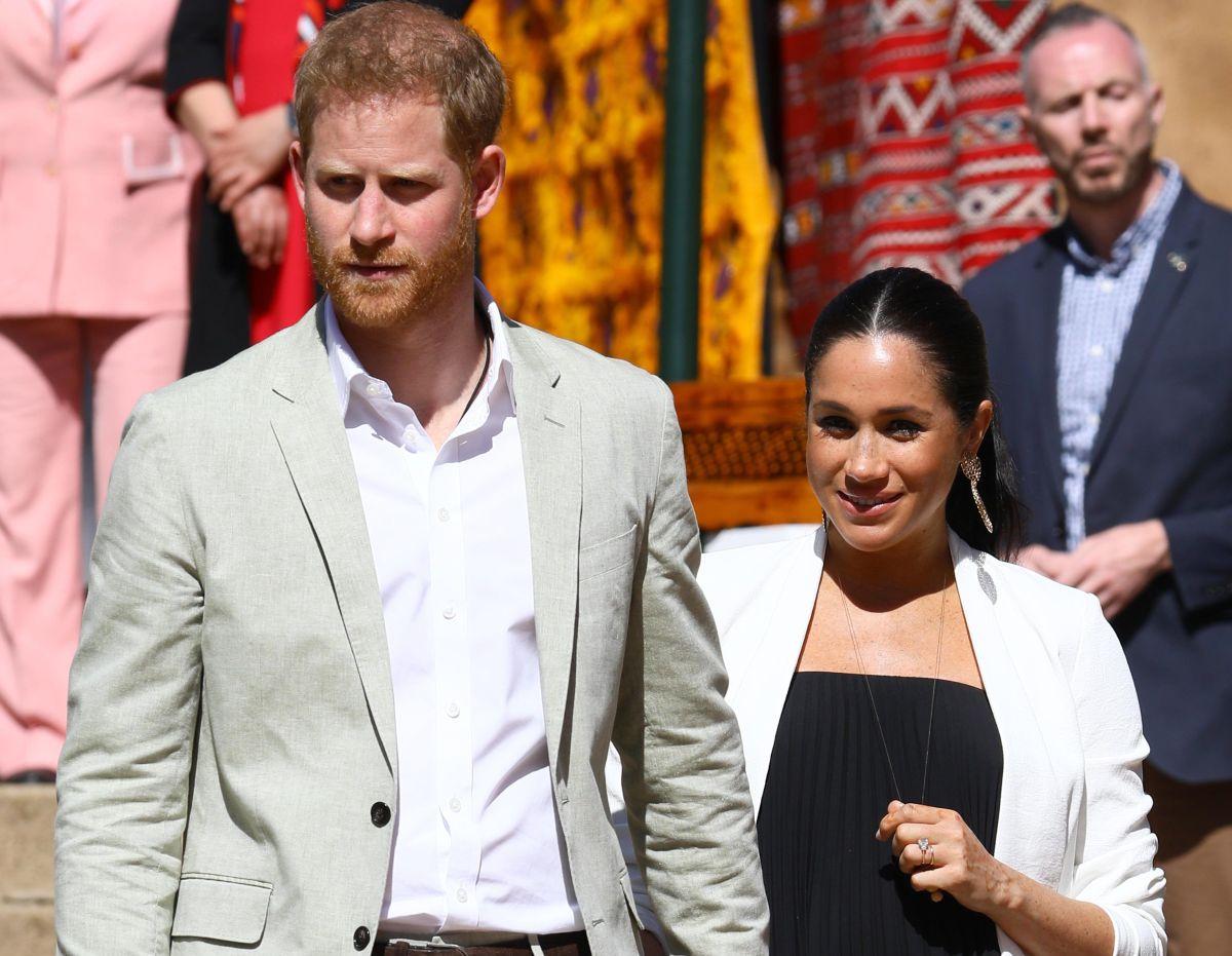 Meghan Markle y el príncipe Harry colocan su dinero para ayudar al cambio climático.