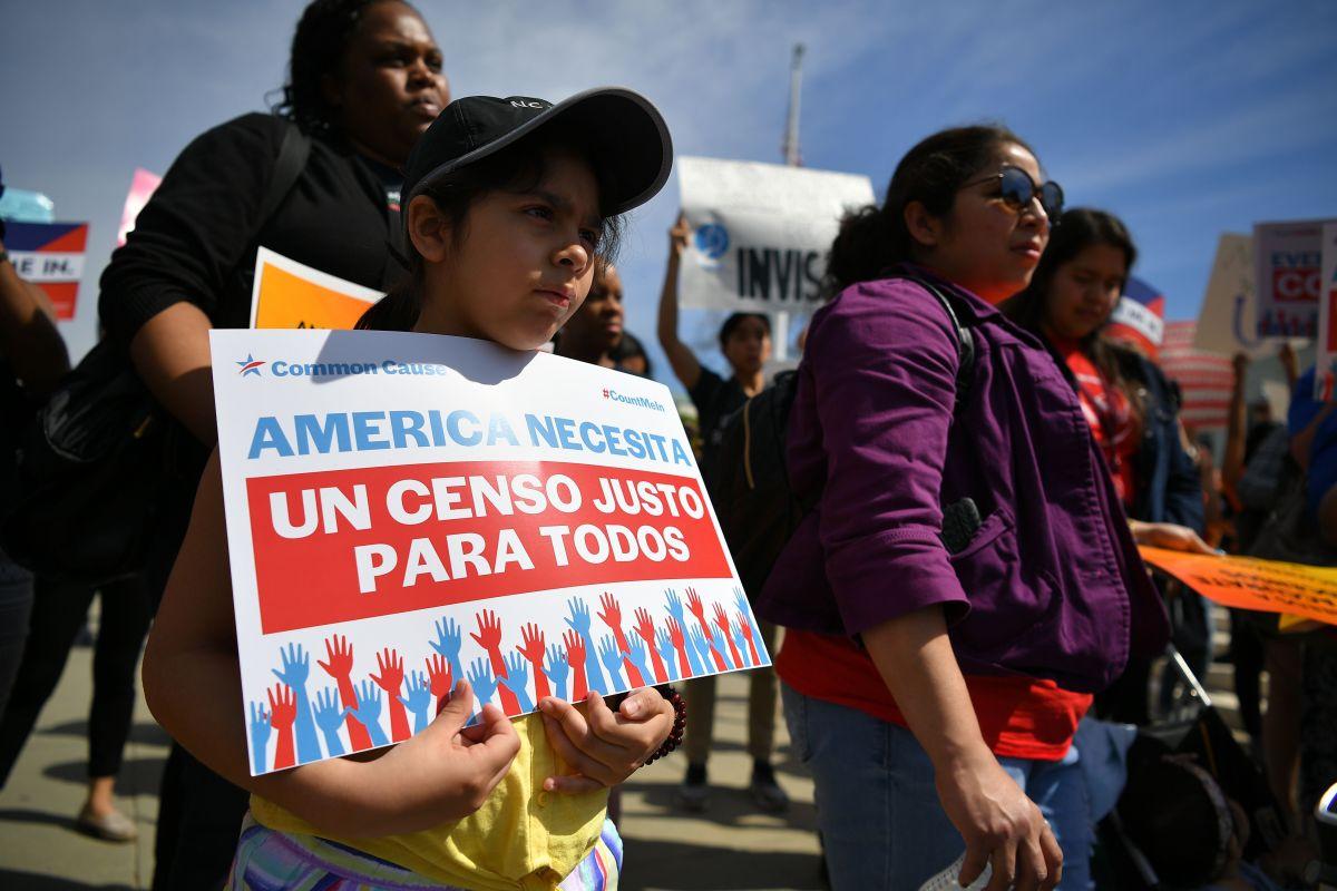 El Censo 2020 enfrenta muy baja participación de los latinos en EEUU