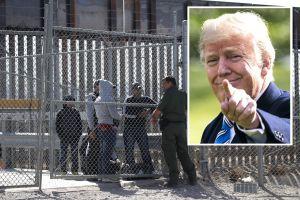 Trump presume 19 logros en inmigración y deportaciones